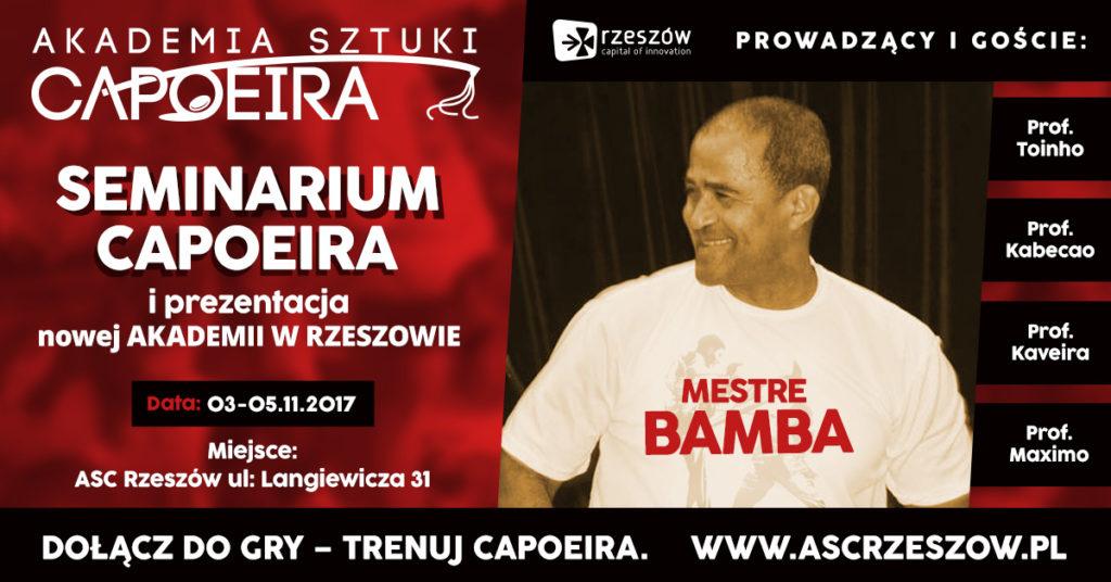 capoeiraFBwydarzenia z logo